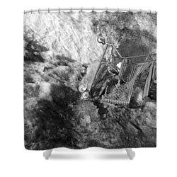 Cart Art No.7 Shower Curtain