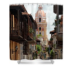 Cartagena Shower Curtain
