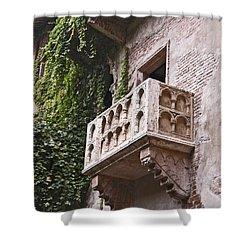 Casa Di Giulietta Shower Curtain
