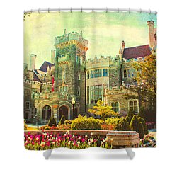 Casa Loma Series 03 Shower Curtain