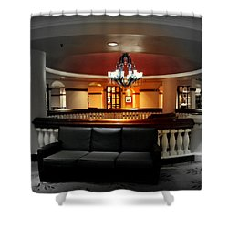 Casablanca Shower Curtain by Karen Wiles