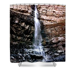 Cascade Falls Shower Curtain