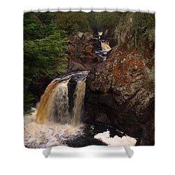 Cascade River Shower Curtain
