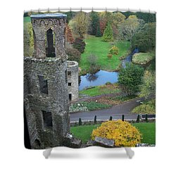 Castle Keep Shower Curtain