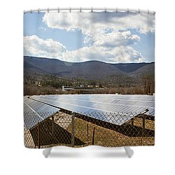 Shower Curtain featuring the photograph Catching Rays  by Carol Lynn Coronios