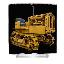 Caterpillar Ten Shower Curtain by Paul Freidlund