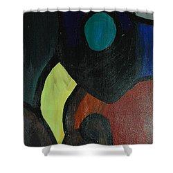 Cattelonia Shower Curtain