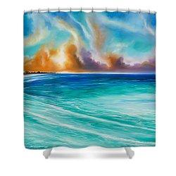 Cazumel Shower Curtain