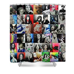 Ccart Mosaic - Series II Shower Curtain