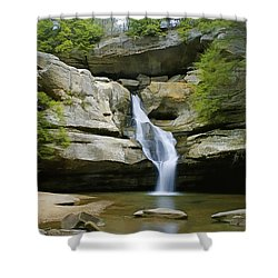 Cedar Falls Shower Curtain