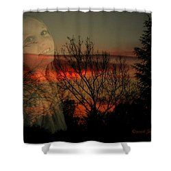 Shower Curtain featuring the photograph Celebrate Life by Joyce Dickens