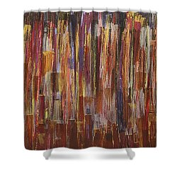 Celebrate Manhattan Shower Curtain