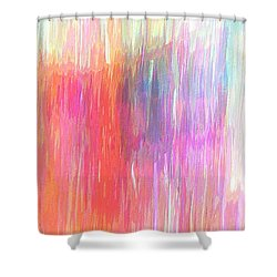 Celeritas 21 Shower Curtain