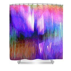 Celeritas 22 Shower Curtain