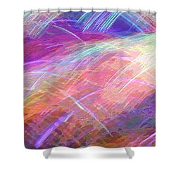 Celeritas 24 Shower Curtain