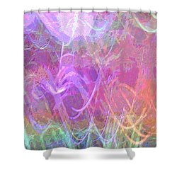 Celeritas 33 Shower Curtain