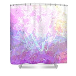Celeritas 35 Shower Curtain