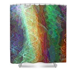 Celeritas 44 Shower Curtain