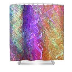 Celeritas 51 Shower Curtain