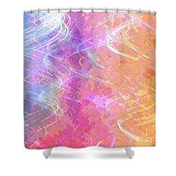 Celeritas 52 Shower Curtain