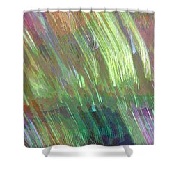 Celeritas 6 Shower Curtain