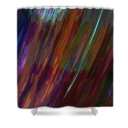 Celeritas 63 Shower Curtain