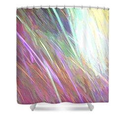 Celeritas 69 Shower Curtain