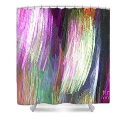 Celeritas 72 Shower Curtain