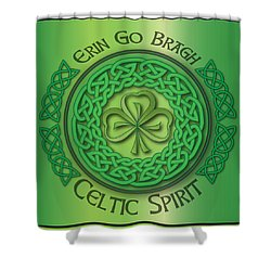 Celtic Spirit Shower Curtain