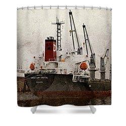 Century Royal 4 Shower Curtain