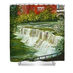 Chagrin Falls Shower Curtain