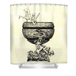 Chalice Shower Curtain
