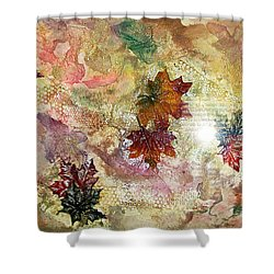 Change In You II Shower Curtain