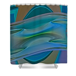 Changing Expectations Shower Curtain by Judi Suni Hall