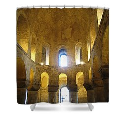Chapel Glow Shower Curtain
