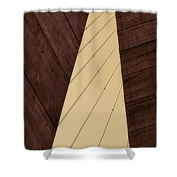 Charleston Bridge Abstract Shower Curtain