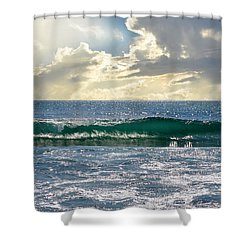 Charybdis Shower Curtain