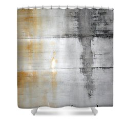 Chatter Of One  Shower Curtain by Jerry Cordeiro