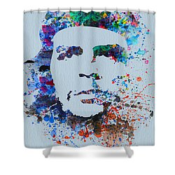 Che Shower Curtain by Naxart Studio