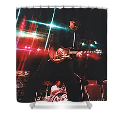 Cheap Trick-95-rick-3 Shower Curtain by Gary Gingrich Galleries