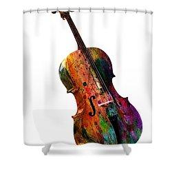 Chello Shower Curtain