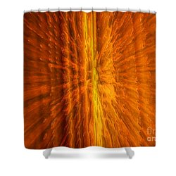 Chemistry 247 Shower Curtain