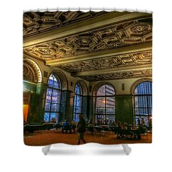 Chicago Cultural Center Hall Shower Curtain