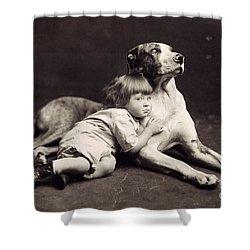 Child C1900 Shower Curtain by Granger