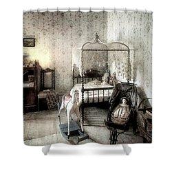 Childhood Pleasures Shower Curtain