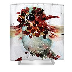Chloe Shower Curtain
