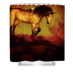 Choctaw Ridge Shower Curtain