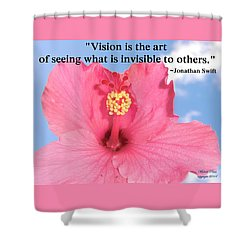 Choose Your Quote Choose Your Picture 2 Shower Curtain