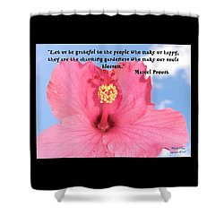 Choose Your Quote Choose Your Picture 4 Shower Curtain