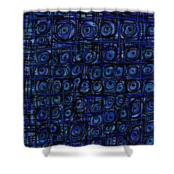 Chorus Shower Curtain